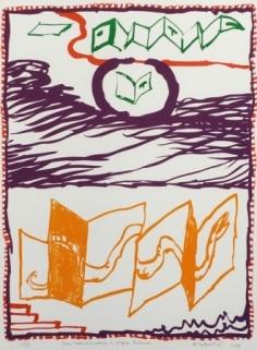 Pierre Alechinsky -Sous l'oeil et la plume-