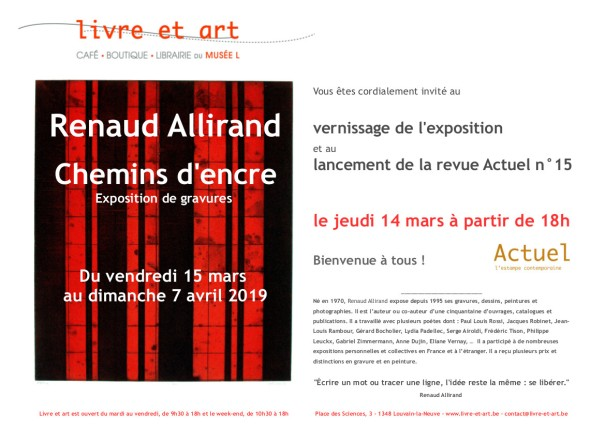 Invitation Renaud Allirand ok